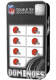 Cleveland Browns Dominoes Game