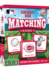 Cincinnati Reds Matching Game