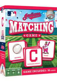 Cleveland Indians Matching Game