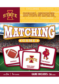 Iowa State Cyclones Matching Game