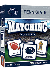 Penn State Nittany Lions Matching Game