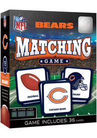 Chicago Bears Matching Game