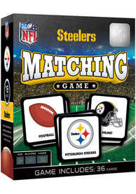 Pittsburgh Steelers Matching Game