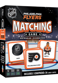 Philadelphia Flyers Matching Game