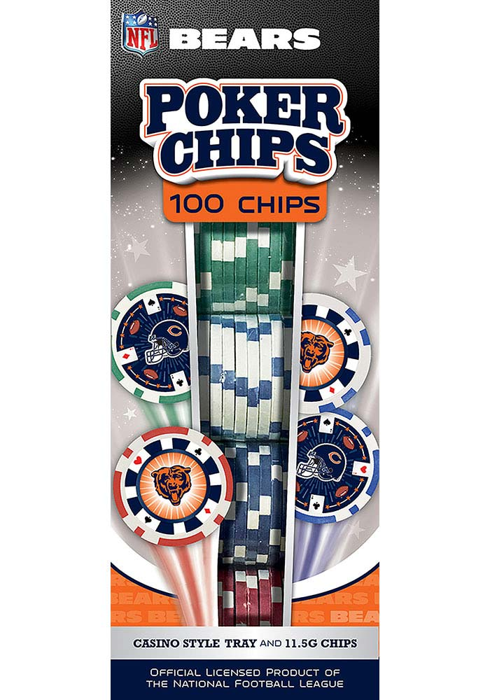 Chicago Bears 100 pc Game - Image 1