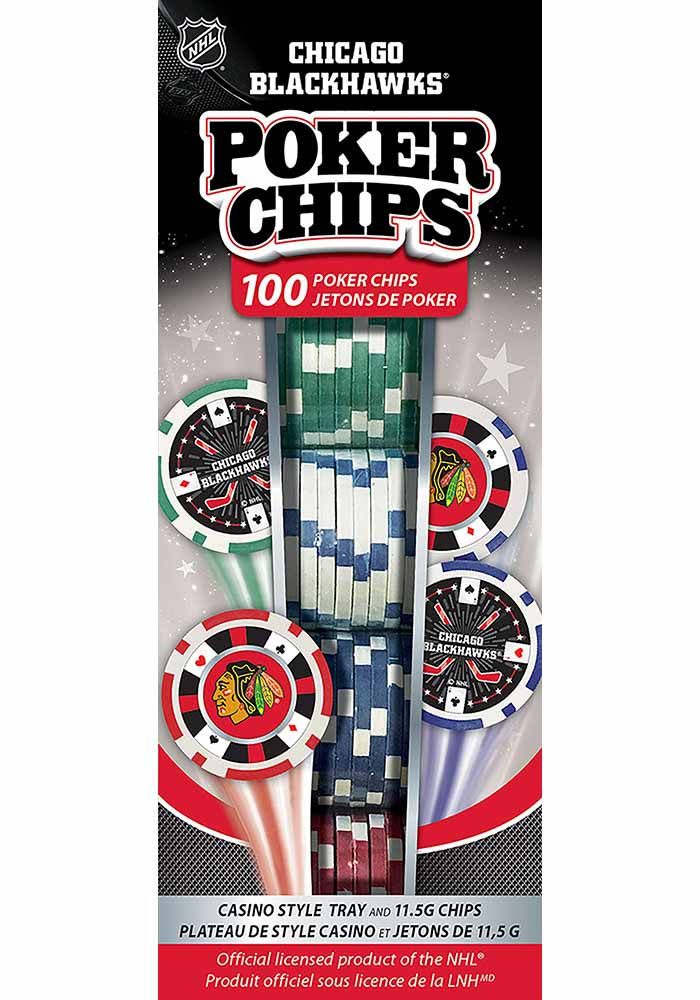 Chicago Blackhawks 100pc Game