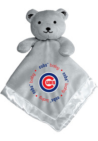 Chicago Cubs Baby Gray Blanket - Grey