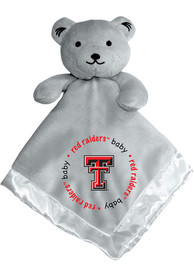 Texas Tech Red Raiders Baby Gray Blanket - Grey