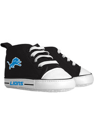 Detroit Lions Baby Baby Shoes - Blue