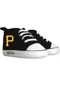 Pittsburgh Pirates Baby Baby Shoes - Yellow