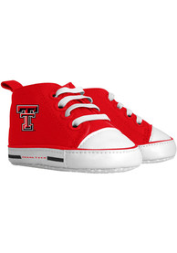 Texas Tech Red Raiders Baby Baby Shoes - Red