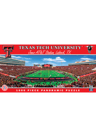 Texas Tech Red Raiders Panoramic Puzzle