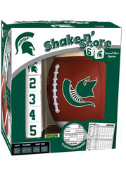 Michigan State Spartans Shake and Score Game