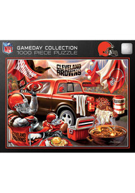 Cleveland Browns Gameday 1000 Piece Puzzle