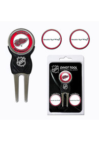 Detroit Red Wings Combo Pack Divot Tool