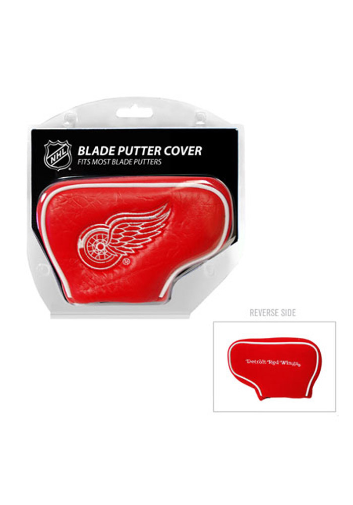 Detroit Red Wings Red Blade Putter Cover - Image 1