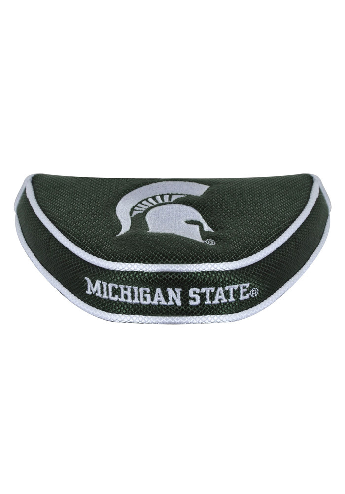 Michigan State Spartans Mallet Putter Cover - Image 1