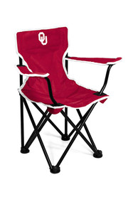 Oklahoma Sooners Red Toddler Chair