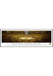 Wichita State Shockers Basketball Panorama Framed Posters