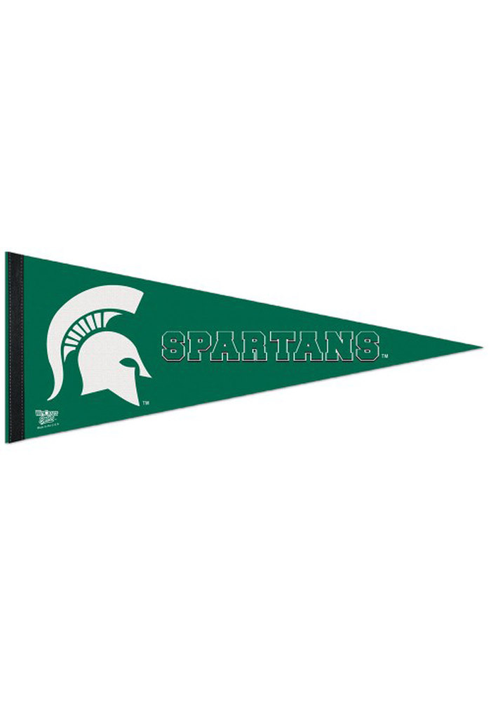 Michigan State Spartans 12x30 Vintage Pennant