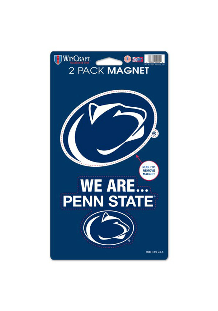 Penn State Nittany Lions Chant Magnet - Image 1