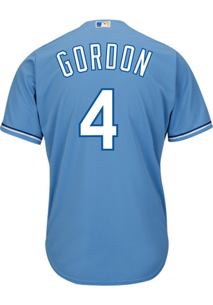 Alex Gordon Kansas City Royals Mens Replica Cool Base Jersey Jersey