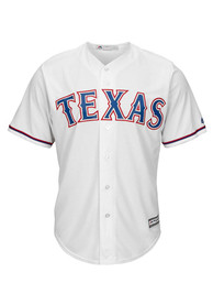 sports shoes c46b7 f2783 Texas Rangers Majestic Replica Cool Base Jersey Jersey