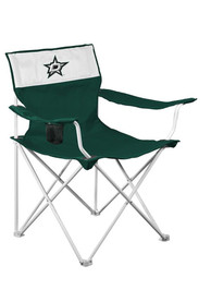 Dallas Stars Green Canvas Chair