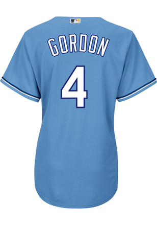 Alex Gordon Kansas City Royals Womens Replica Cool Base Jersey