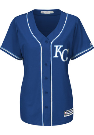 Eric Hosmer KC Royals Womens Replica Cool Base Jersey