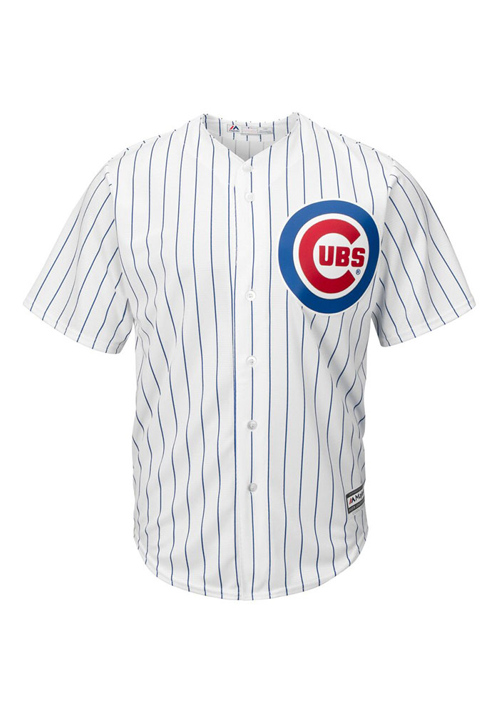 newest 66c59 3e16d Jon Lester Chicago Cubs Mens Replica 2019 Home Jersey - White
