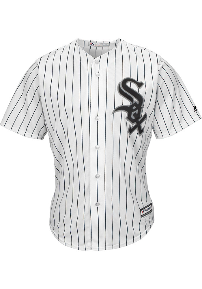 Todd Frazier Chicago White Sox Mens Replica Cool Base Home Replica Jersey - White - Image 1