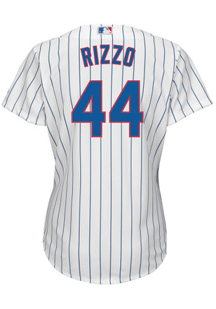Anthony Rizzo Chicago Cubs Womens Replica Home Jersey