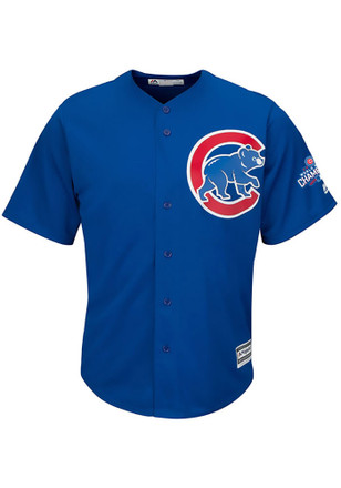 Kris Bryant Chicago Cubs Mens Replica Patch Jersey