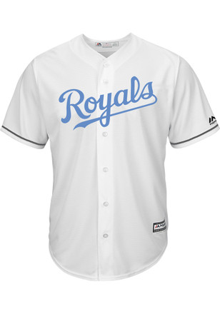 Kansas City Royals Mens Majestic Replica Father's Day Jersey