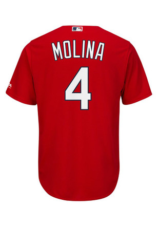 Yadier Molina St Louis Cardinals Mens Replica Player Jersey