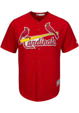 Stephen Piscotty St Louis Cardinals Mens Replica Tackle Twill Jersey