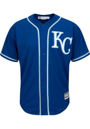 Mike Moustakas Kansas City Royals Mens Replica Tackle Twill Jersey