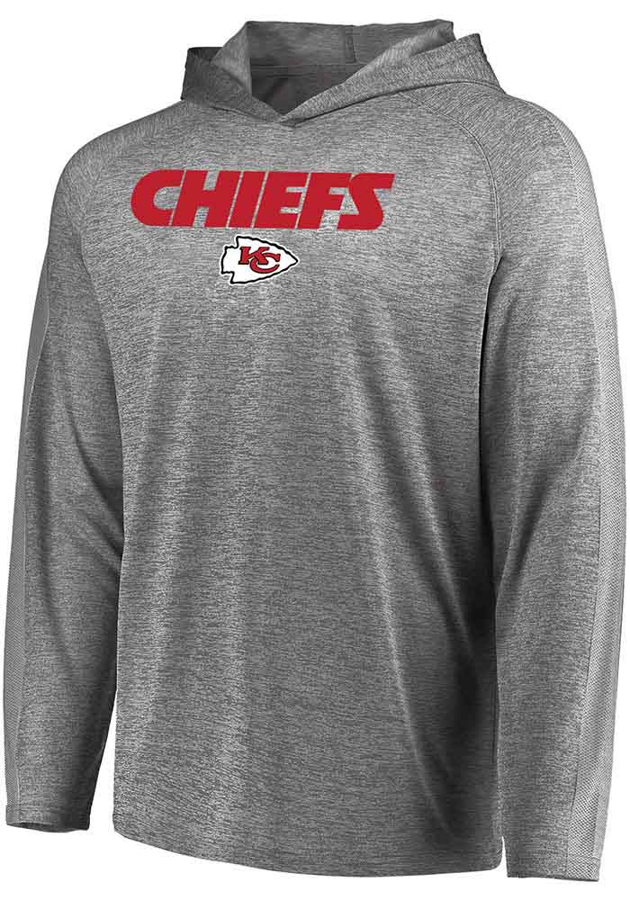Majestic Kansas City Chiefs Fan Flow Hood abf23ae56