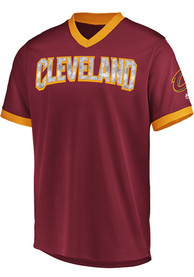 Cleveland Cavaliers Majestic Team Glory Basketball Jersey - Red