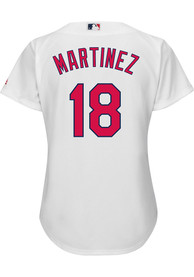 Carlos Martinez St Louis Cardinals Womens Majestic 2019 Home Replica - White