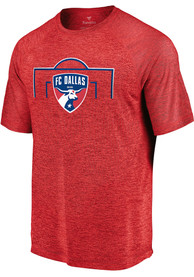 FC Dallas Just Getting Started T Shirt - Red