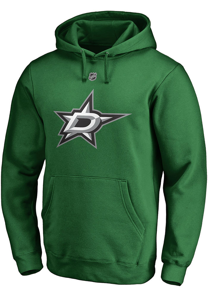 Tyler Seguin Dallas Stars Mens Green Name And Number Player Hood - Image 3