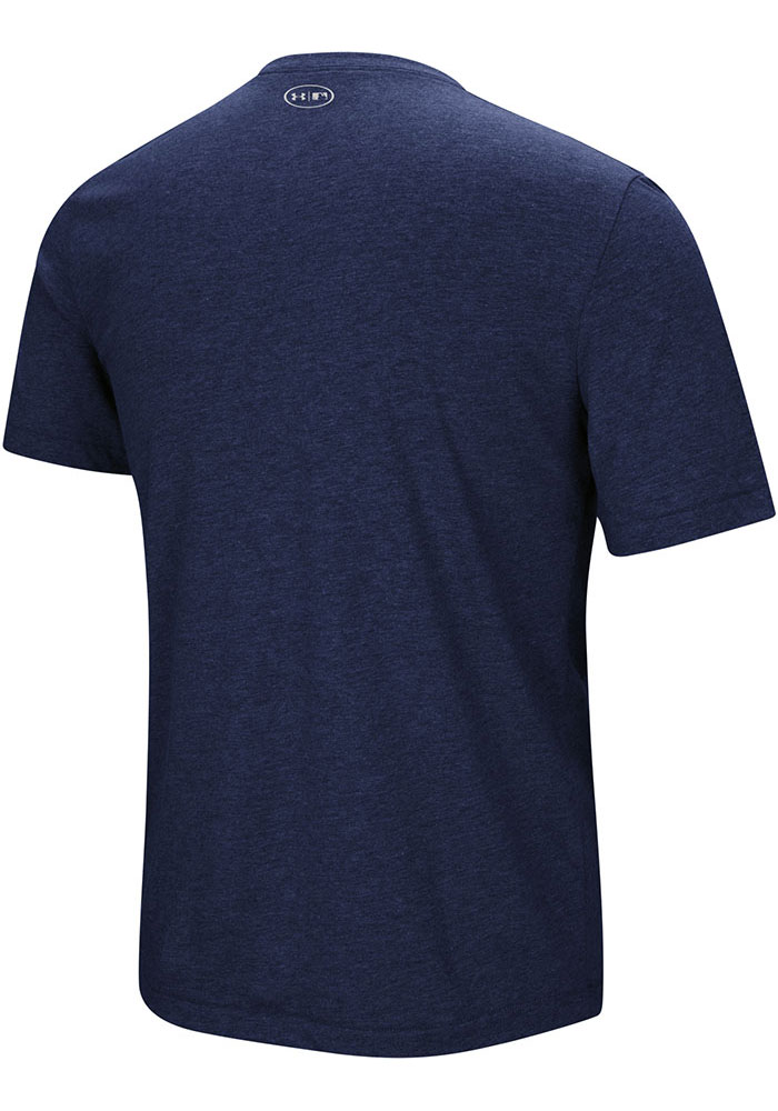 Under Armour Chicago White Sox Mens Navy Blue Signature Event Short Sleeve Fashion T Shirt - Image 2