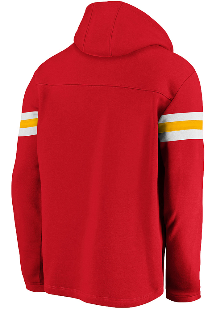 Kansas City Chiefs Mens Red Red Zone Hood - Image 2