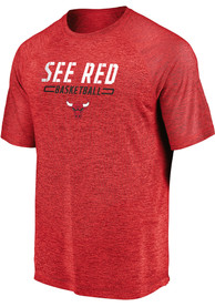 Chicago Bulls Hometown T Shirt - Red