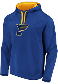 St Louis Blues Defender Primary Hood - Blue