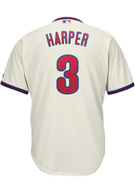 size 40 65ee9 6b561 Bryce Harper Philadelphia Phillies Replica 2019 Alternate Jersey