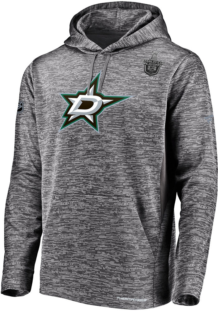 Dallas Stars Authentic Pro Hood