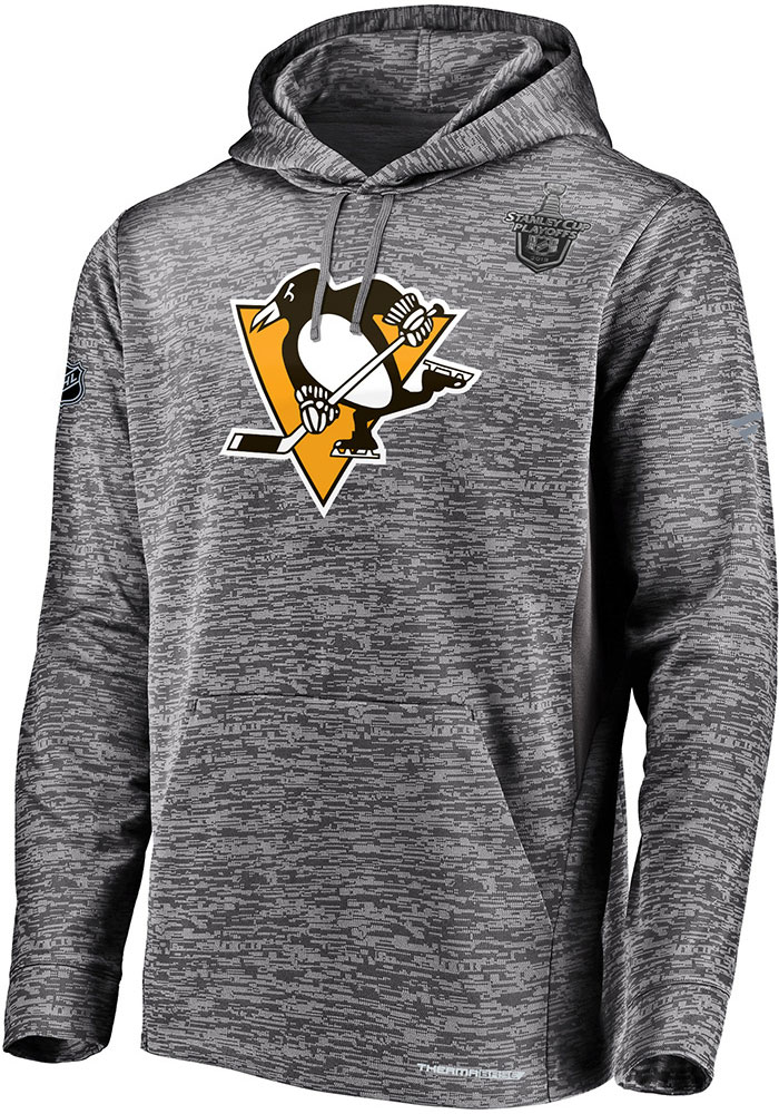 Pittsburgh Penguins Authentic Pro Hood